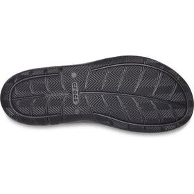 Crocs Swiftwater Molded Expedition Sandali Uomo, slate grey/black
